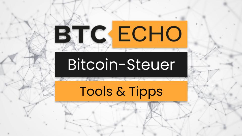 bitcoin steuer tools tipps
