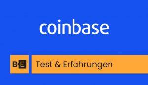 coinbase test erfahrungsbericht