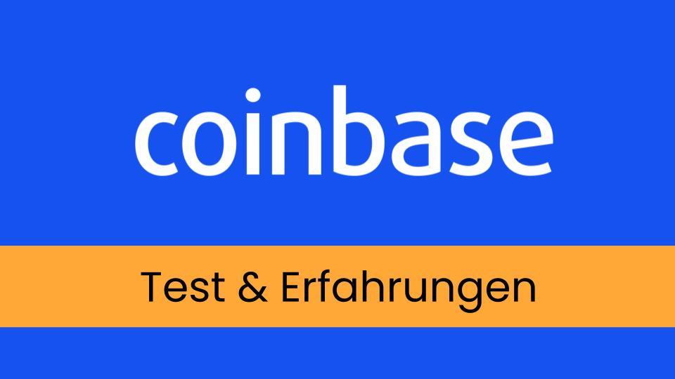 coinbase test und erfahrungen