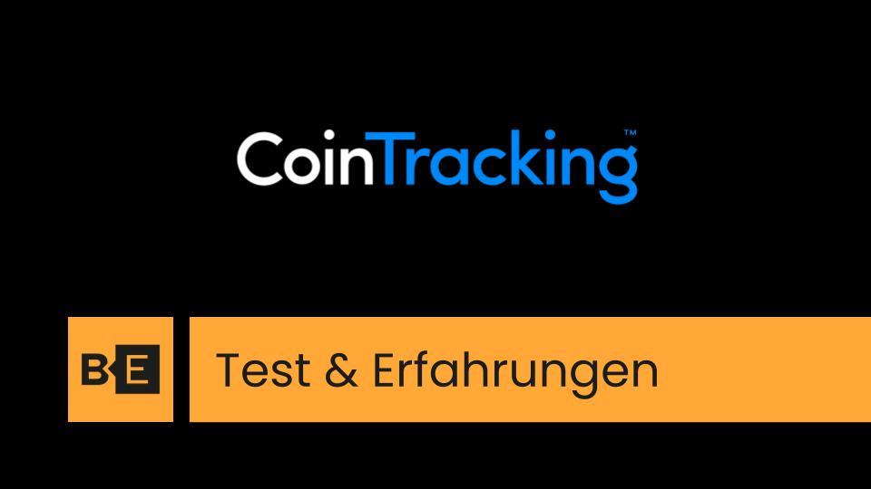 cointracking test und erfahrungen
