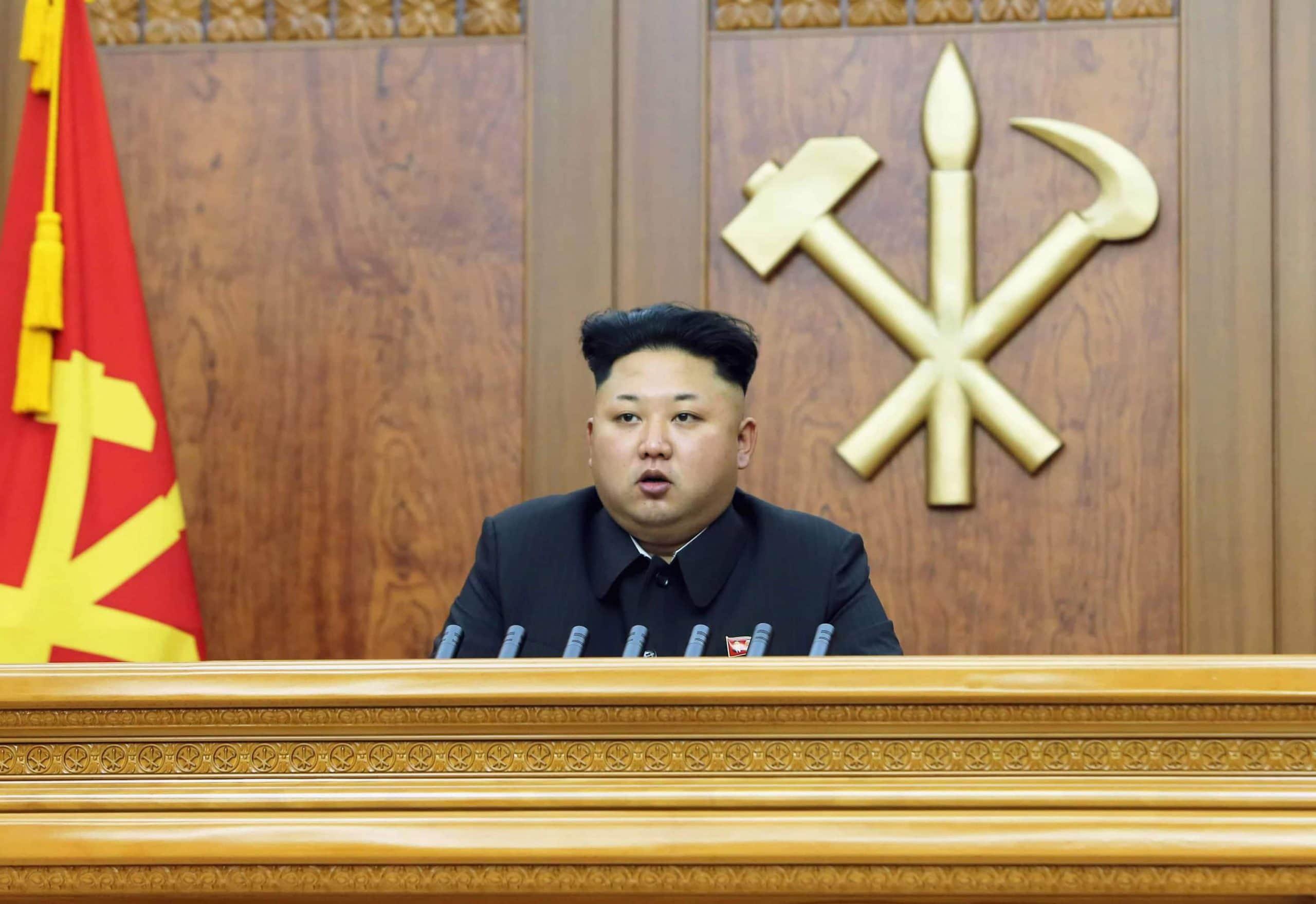 Kim Jong-un, Diktator von Nordkorea.