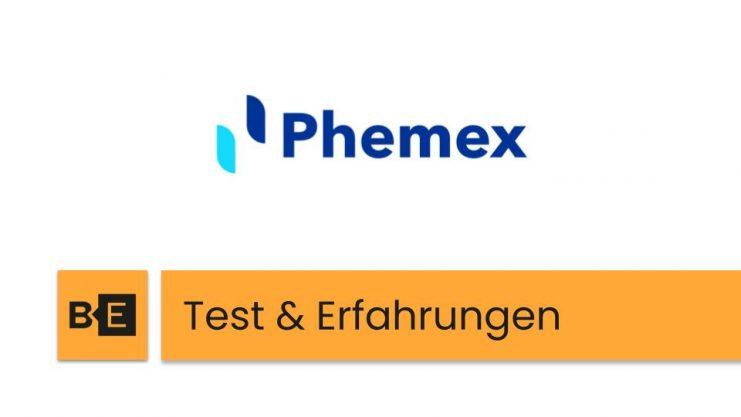phemex test und erfahrungen