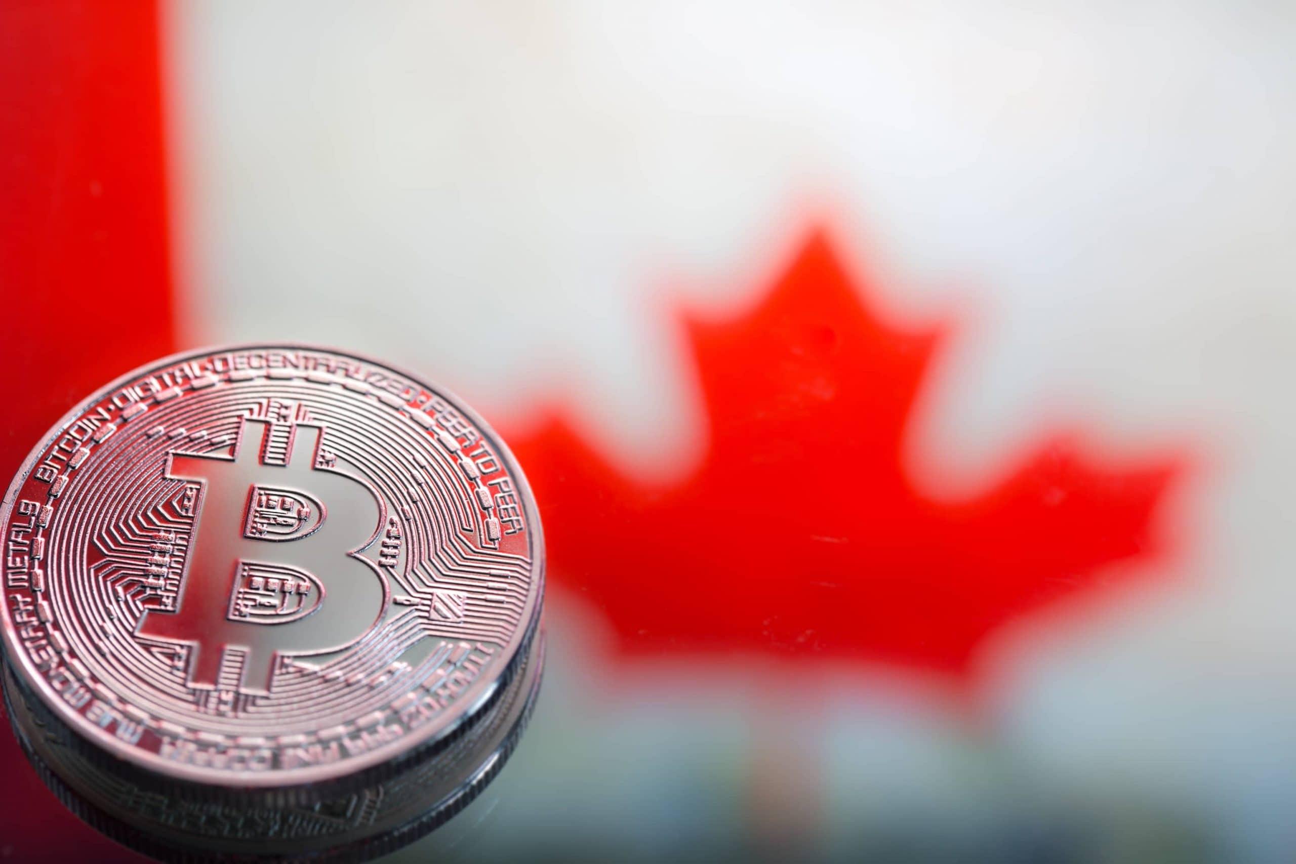 Kanada Bitcoin