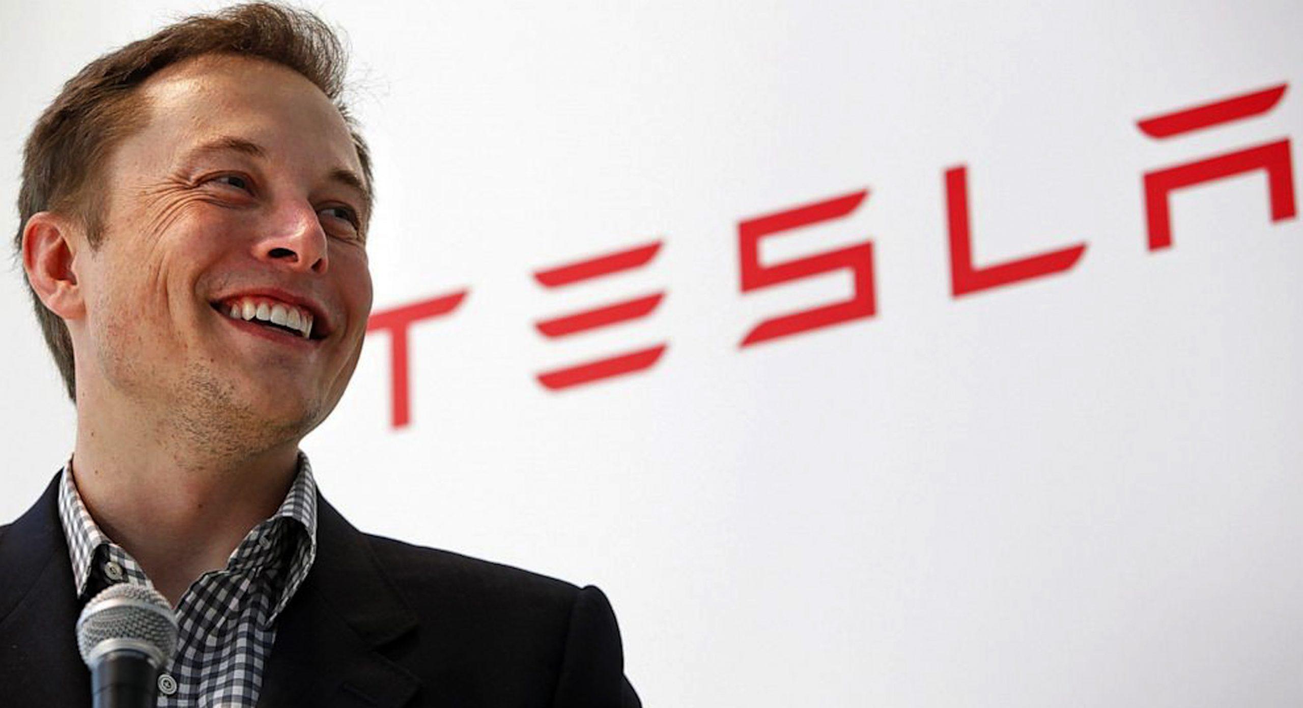 Elon Musk Tesla Lummis