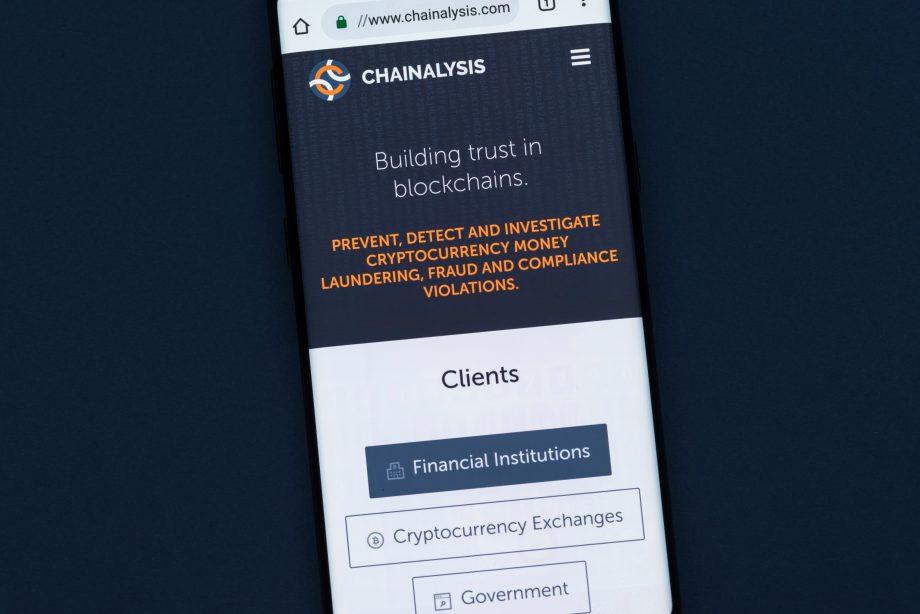 Chainalysis Fundingrunde