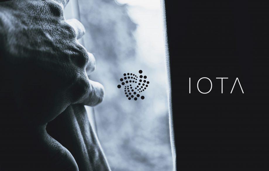 IOTA-Logo und Schriftzug