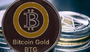 Bitcoin Gold Münzen