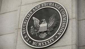 Logo der US-Börsenaufsicht SEC