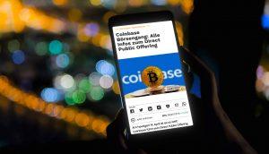 Coinbase Newsticker