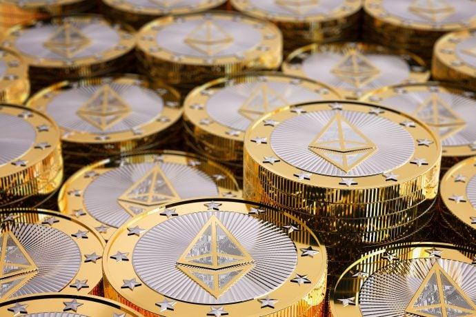 Ethereum Münzen
