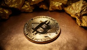 Bitcoin und Gold