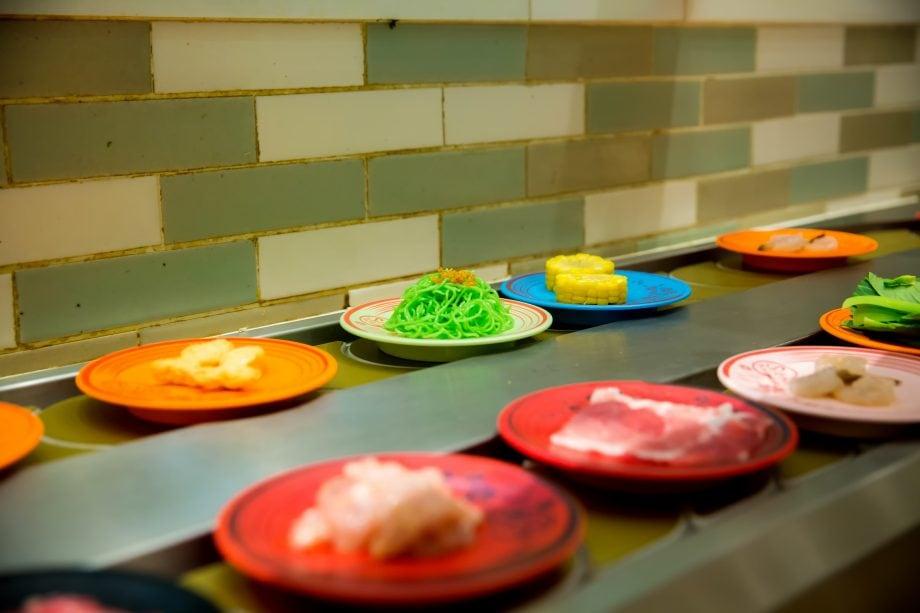 Sushi Fließband
