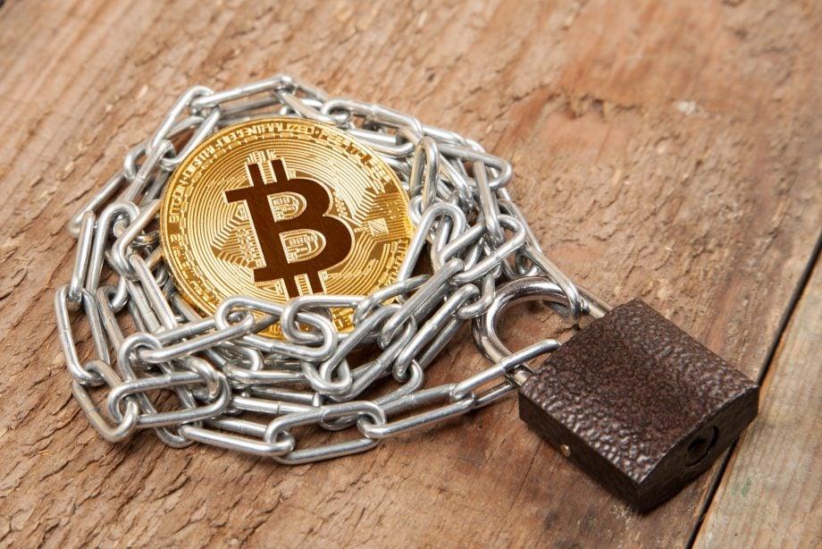 Bitcoin in Ketten