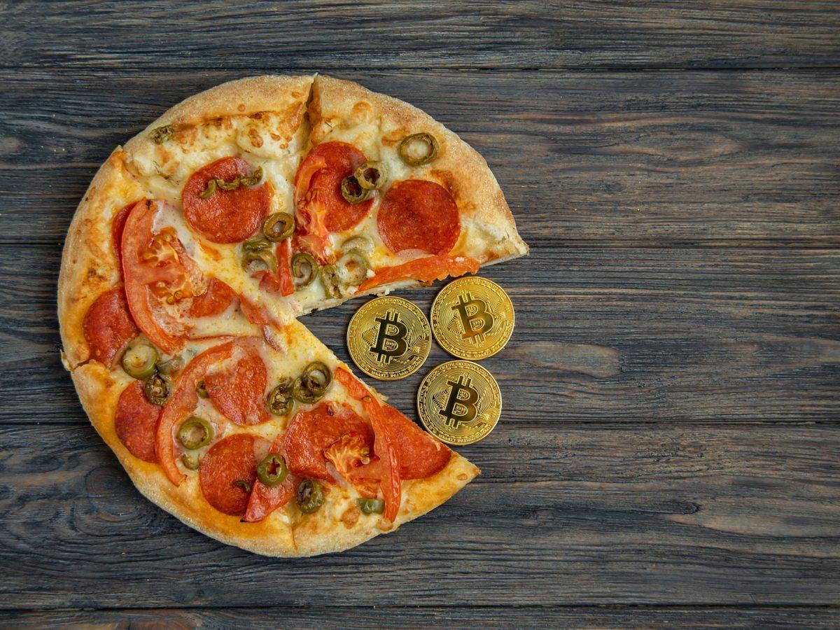 Programmierer, der Pizza für 10000 Bitcoins kaufte, wäre jetzt Millionär