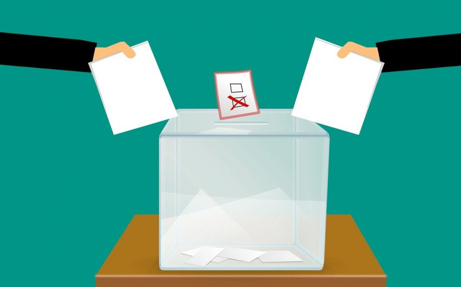 Blockchain Voting in der Hochschule Mittweida.