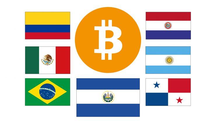 Bitcoin Lateinamerika