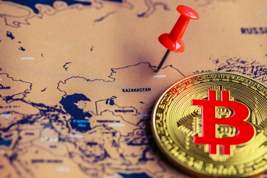 Bitcoin Mining Kasachstan
