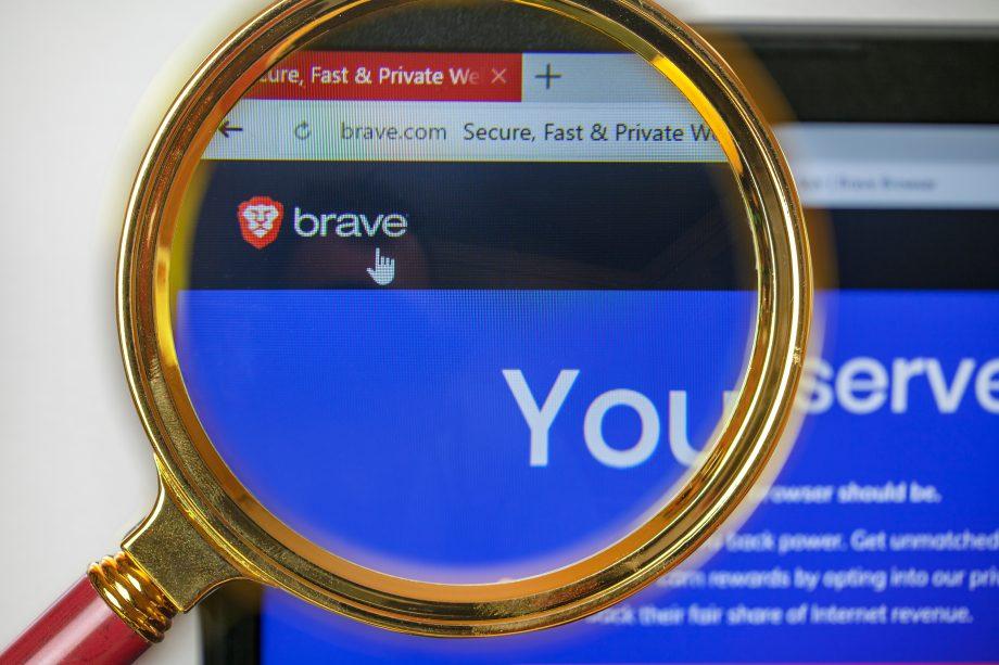 Brave Search Symbolbild