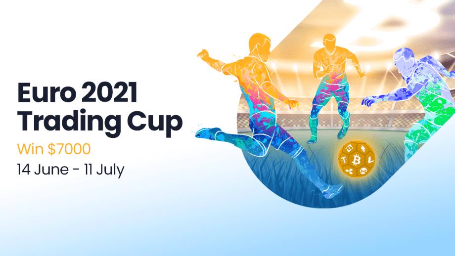 Euro 2021 Trading Cup von SimpleFX