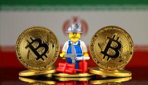Iran Bitcoin Mining (Symbolbild)