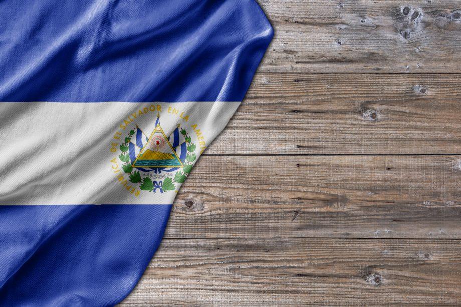 El Salvador Flagge