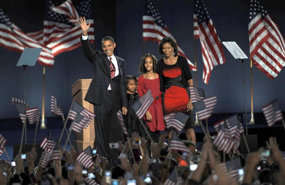 Obama Wahl US-Präsident