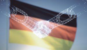 Blockchain-Fonds Deutschland (Symbolbild)