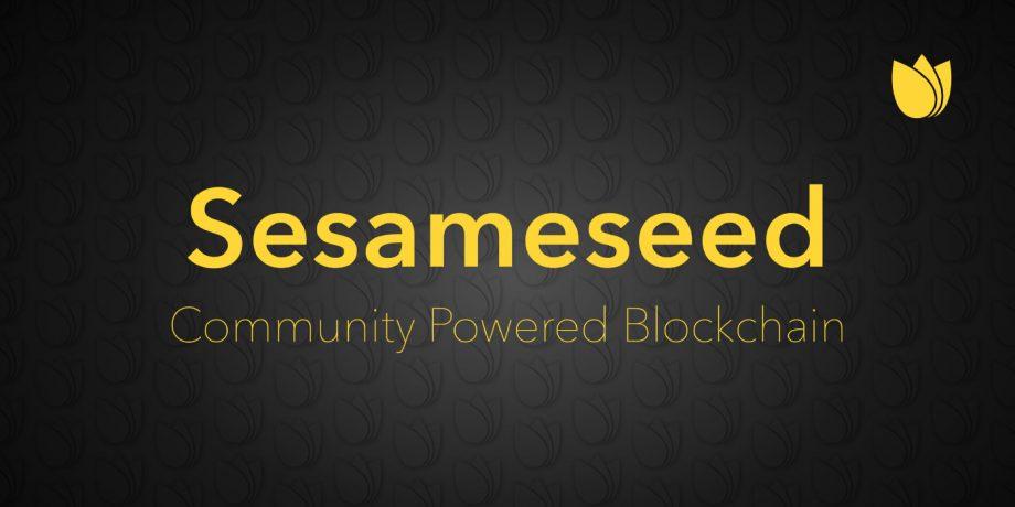 Das Logo von Sesameseed.