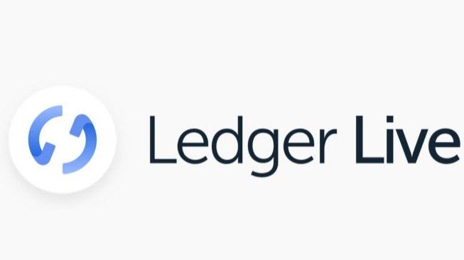 Logo von Ledger Live.