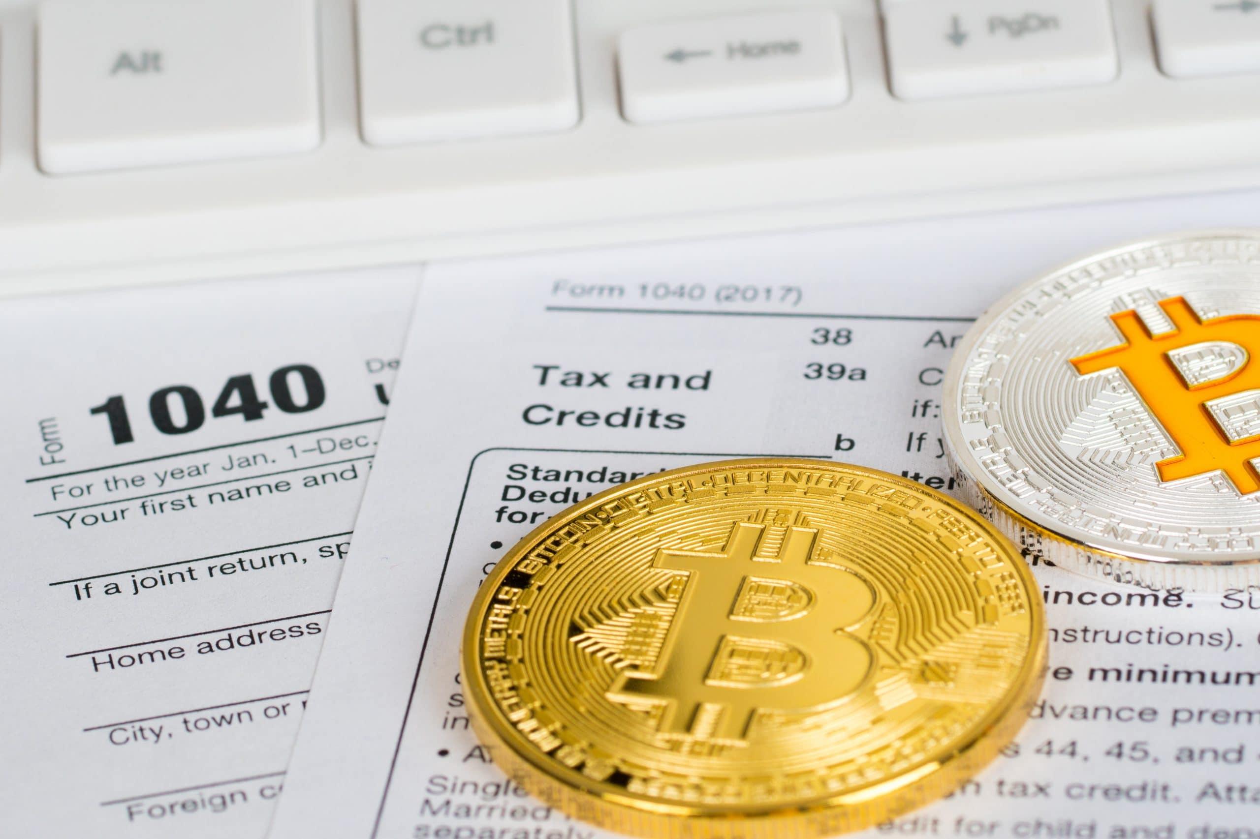 DeFi Bitcoin Tax