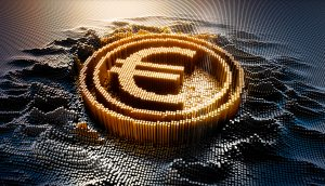Der E-Euro.