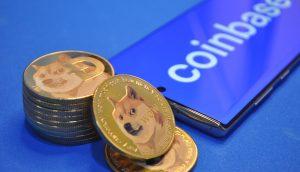 Coinbase Dogecoin DOGE