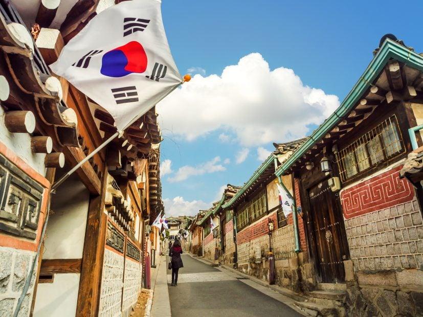 Südkorea CBDC