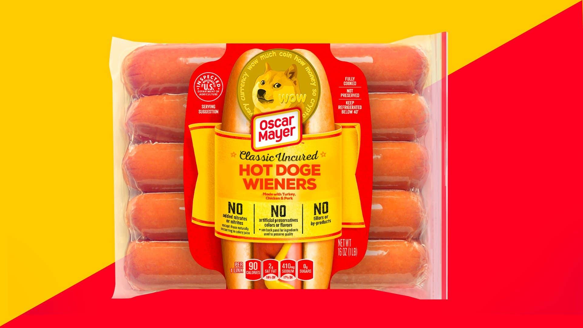 Die Doge Dogs von Oscar Mayer