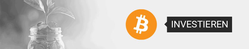 Alternativ in Bitcoin investieren