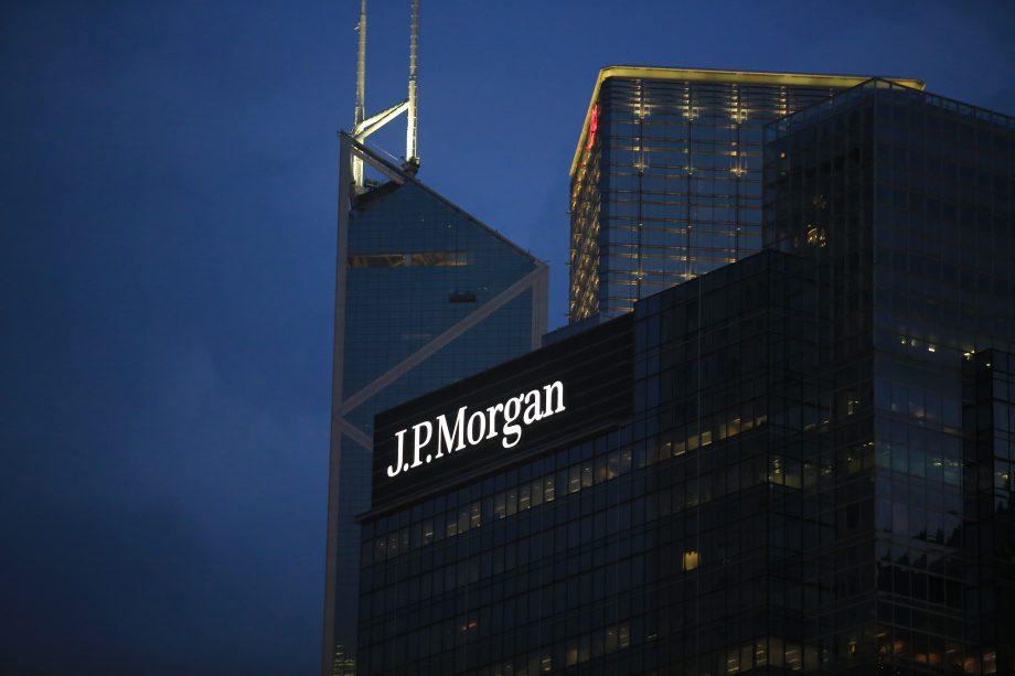 JP Morgan HQ