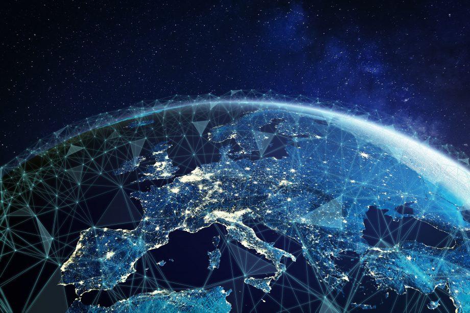 Die vernetzte Welt.