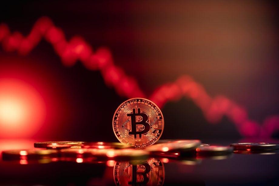 Bitcoin crasht