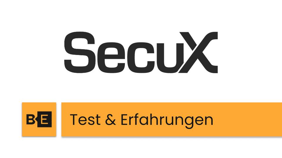 SecuX