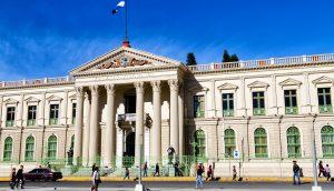 slavadorianisches Präsidentschaftsgebäude