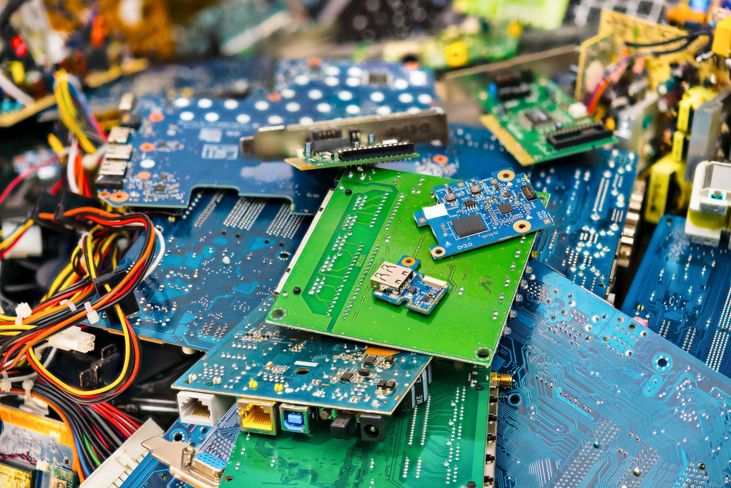 BTC produces huge amounts of electronic waste that should be talked about