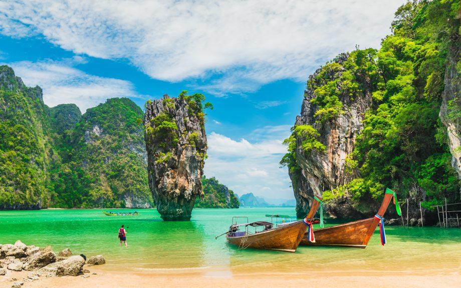 Thailand Landschaft