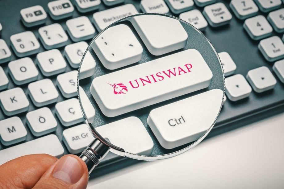 die Kryptobörse Uniswap wird unter die Lupe genommen