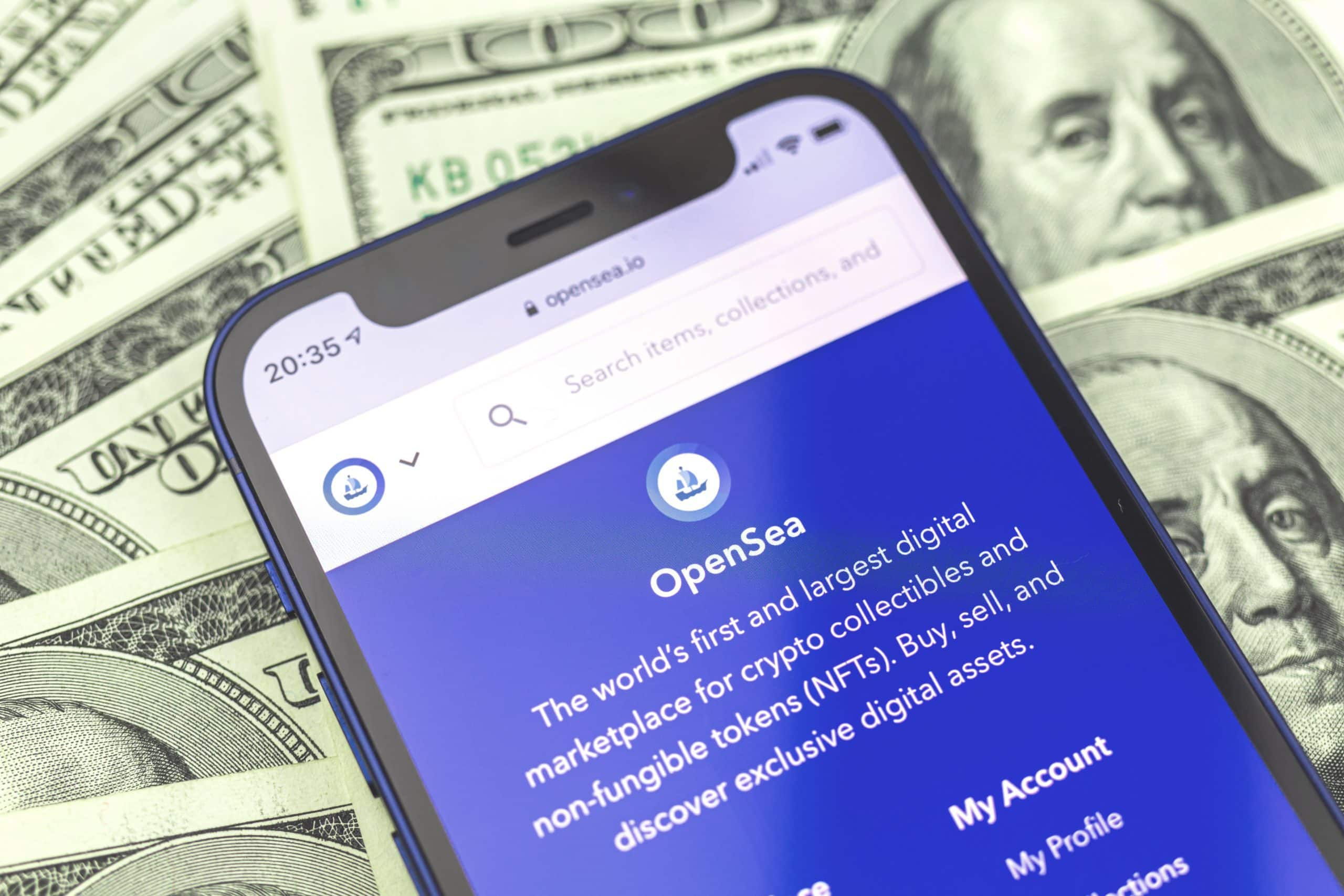 OpenSea: Insider trading is penalized by the community