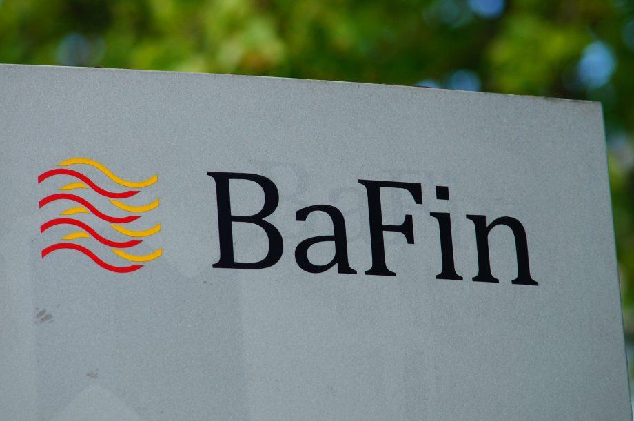 Das Logo der BaFin