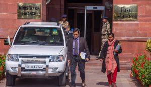 Finanzministerium Indien