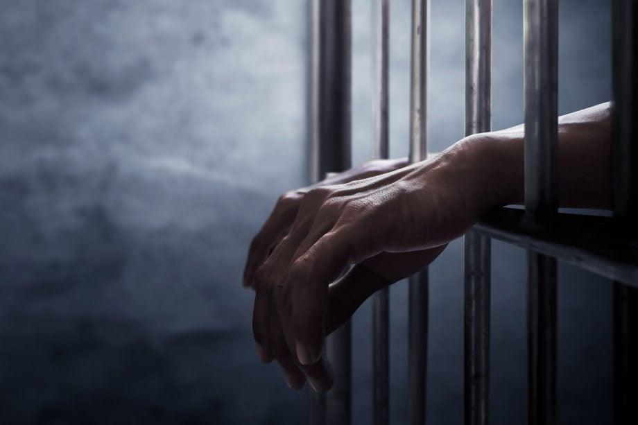 Gefängnis Strafe