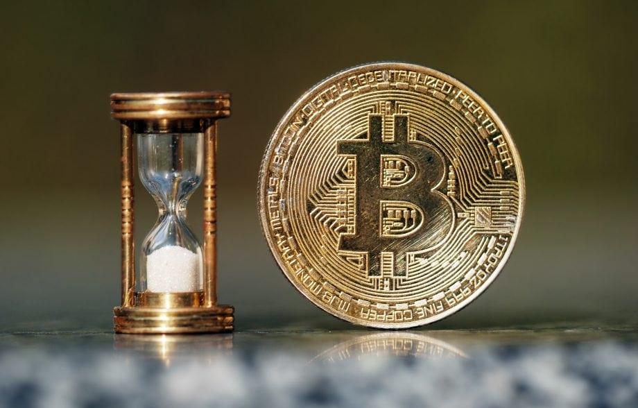 Bitcoin Sanduhr