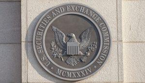 Bürogebäude der Securities and Exchange Commission