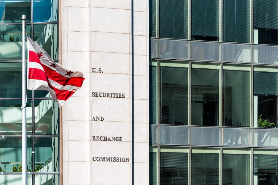 Gebäude der SEC